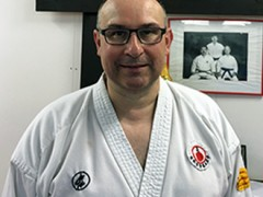 Sensei Dr. Paul